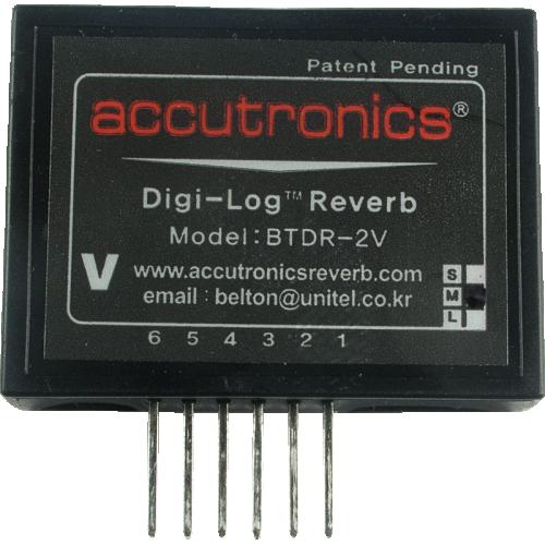 Reverb Module - Accutronics, Digi-Log, Mini, Vertical Mount image 1