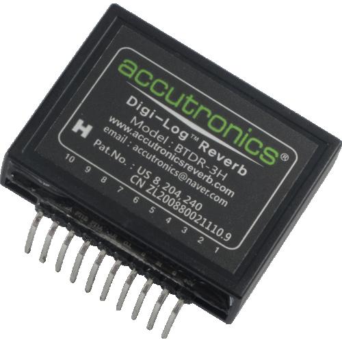 Reverb Module - Accutronics Belton, Digi-Log, Adjustable Decay image 1