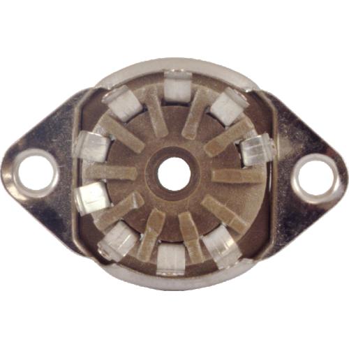 Socket - 9 Pin, PC Mount image 3