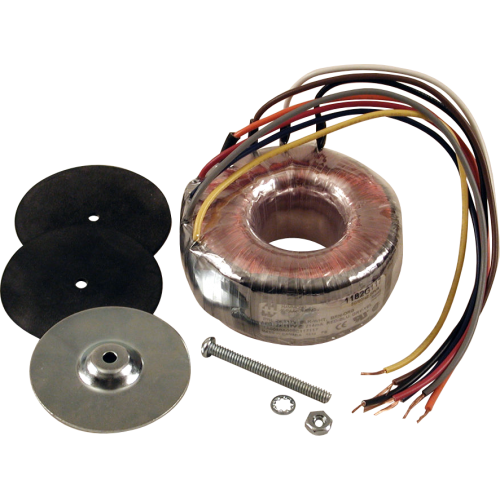Transformer - Hammond, Toroidal Power, 22V / 44V secondary image 1