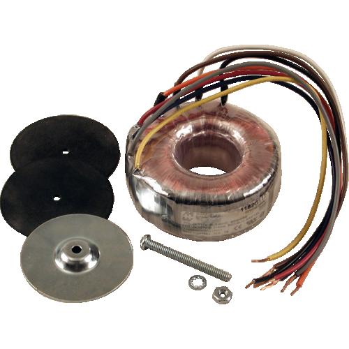 Transformer - Hammond, Toroidal Power, 117V / 234V secondary image 1