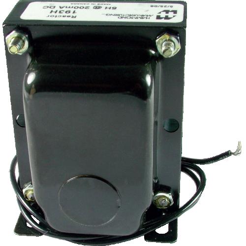 Filter Choke - Hammond, Enclosed, 5 H, 200 mA image 1