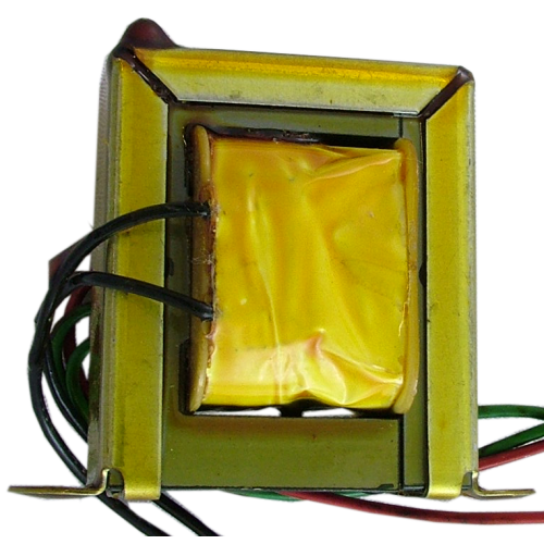 Transformer - Power, 125 V, 15 mA image 1