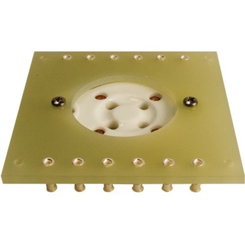 Terminal Board - 1 x 4 Pin Socket image 1