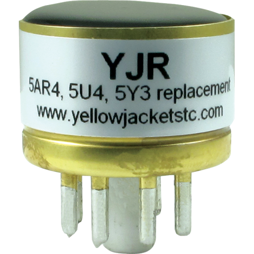 Solid State Tube Rectifier, Yellow Jackets® image 1