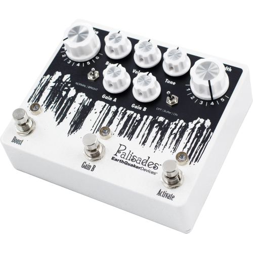 Effects Pedal – EarthQuaker Devices, Palisades™, Mega Ultimate Overdrive image 3