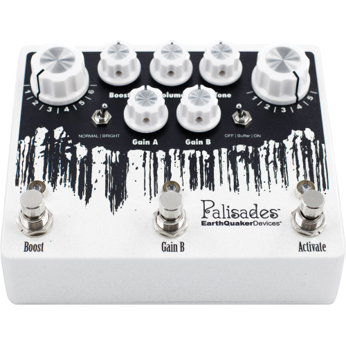 Effects Pedal – EarthQuaker Devices, Palisades™, Mega Ultimate Overdrive image 4