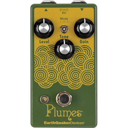Effects Pedal – EarthQuaker Devices, Plumes™, Small Signal Shredder image 1