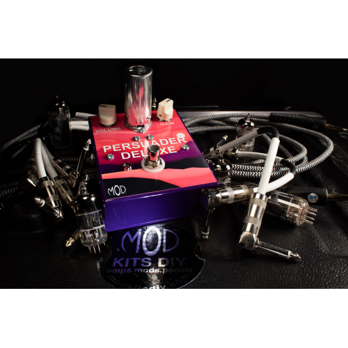 Pedal Kit - Mod® Electronics, The Persuader Deluxe, Overdrive image 4