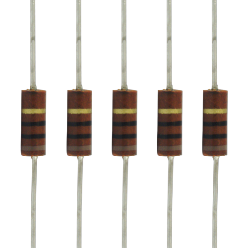 Resistors - 0.5 Watt, Carbon Composition image 1