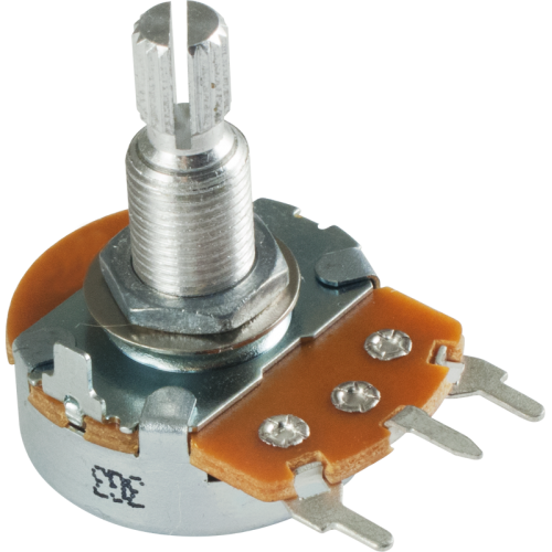 Potentiometer - Alpha, Audio, PC Mount image 1