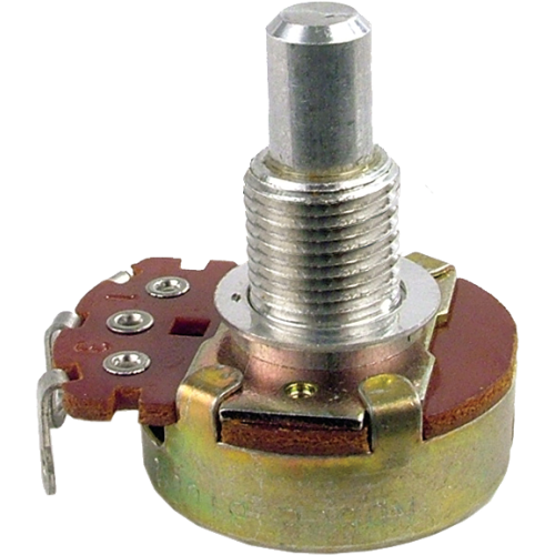 Potentiometer - Linear, 100 Ohm, 1/4 in Shaft image 1