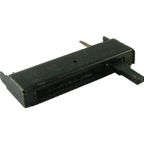 Potentiometer - 100K Audio, Slide, 52mm image 1
