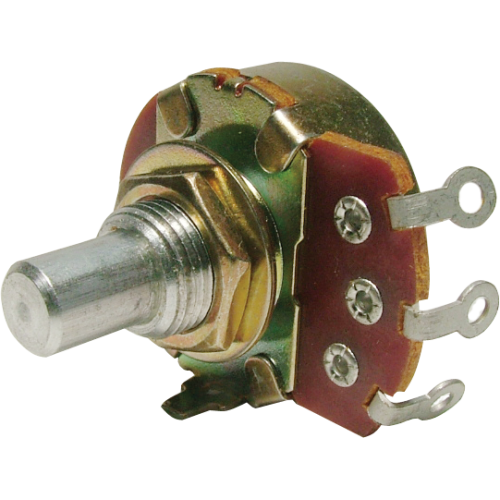 "Potentiometer - Alpha, 10K Linear, 3/8"" Bushing image 1"