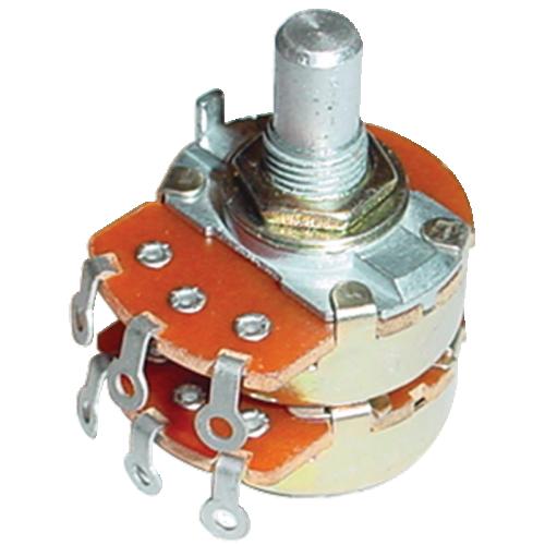 Potentiometer - Alpha, Audio, Dual image 1
