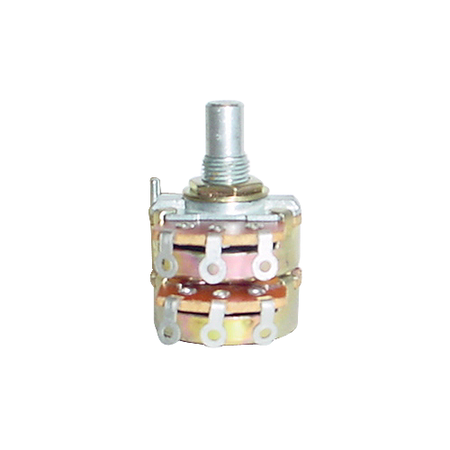 Potentiometer - Alpha, Linear, Dual image 1