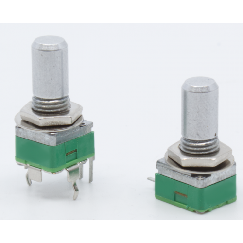 Potentiometer - Alpha, Audio, 9mm, Right Angle image 4