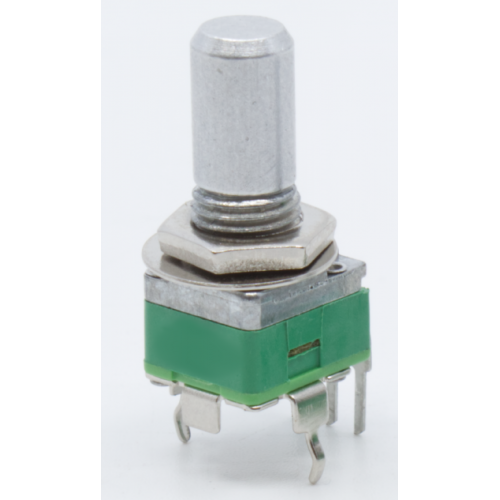 Potentiometer - Alpha, Reverse Audio, 9mm, Vertical, 50KΩ image 2