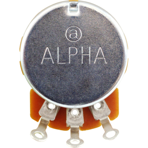 Potentiometer - Alpha, Linear, Solid Shaft image 3