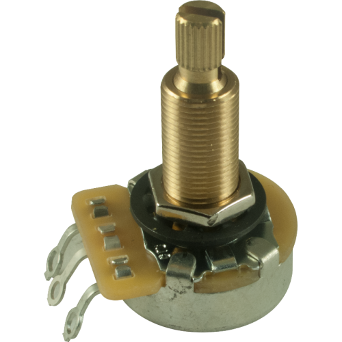 "Potentiometer - CTS, Linear, Knurled Shaft, 3/4"" Bushing image 2"