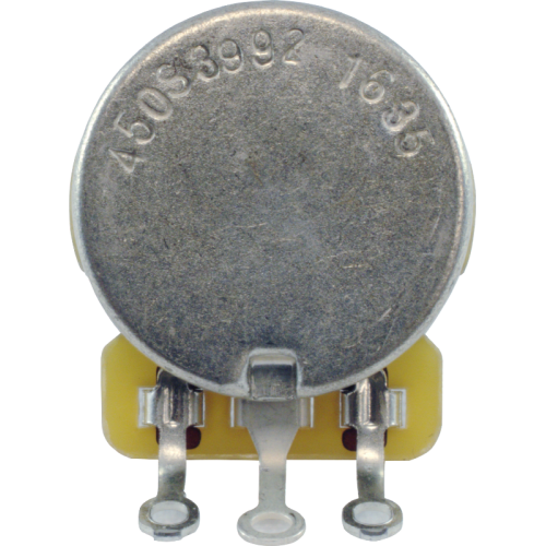 Potentiometer - CTS, 50K, Reverse Audio, Solid Shaft image 2