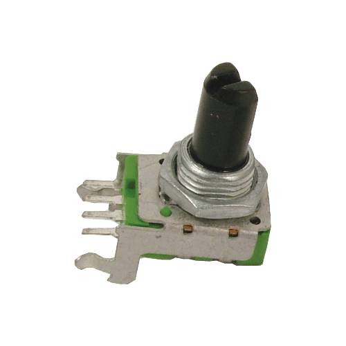 Potentiometer - 200K Linear, 11mm, PC Mount, Square, Marshall image 1