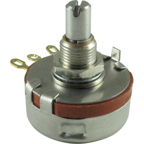 Potentiometer - Precision Electronics, Audio, Slotted Shaft image 1