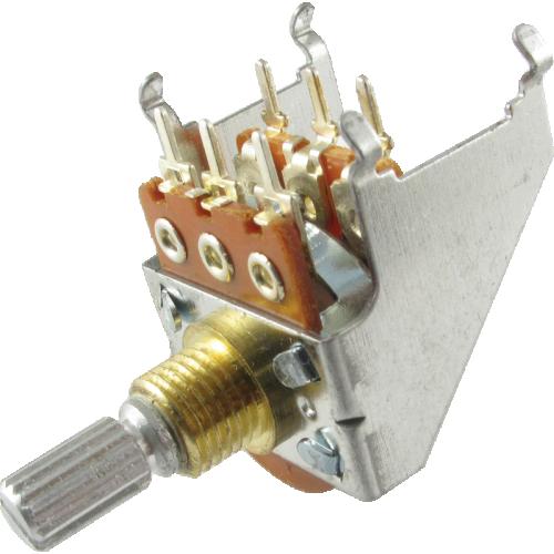 Potentiometer - Peavey, 100K, Dual, Bracket image 1