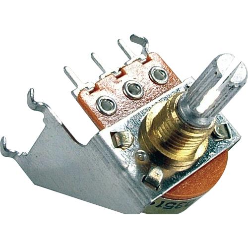 Potentiometer - Peavey, 10K, Reverse Audio, PC Mount image 1