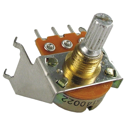 Potentiometer - Peavey, 250K, Audio, Bracket image 1