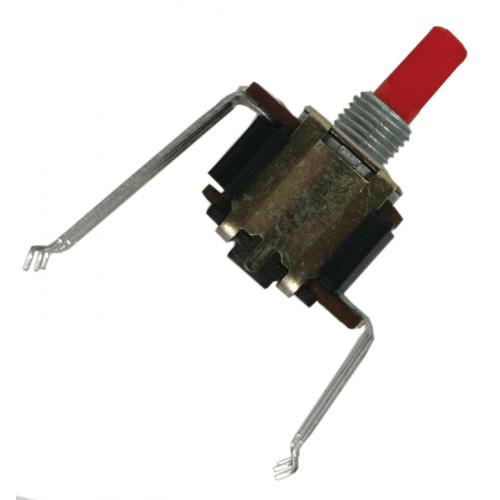 "Potentiometer - 50K Stereo Potentiometer - 3/16"" Bushing, PC Mount Spider image 1"