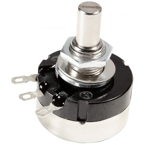 Potentiometer - Tocos, RV24, Linear, 10%, 6mm Shaft image 1