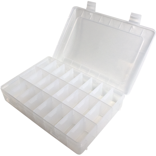 Electronic Component Storage Box - large image 1
