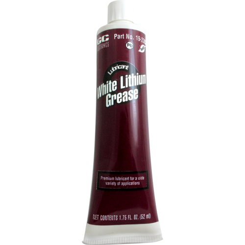 Lubricant - GC Electronics, White Lithium Grease image 1
