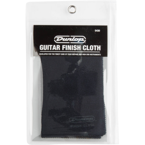 Microfiber Cloth - Dunlop, Guitar Finish image 1