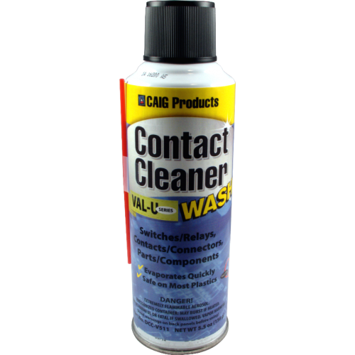 Cleaner - Caig, Contact Cleaner Wash image 1