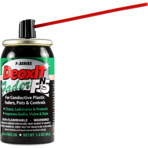 Deoxit® Fader FN5 - Caig, Mini Spray, 5%, 40g image 2