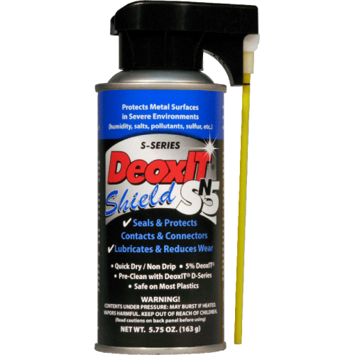 DeoxIT® - Caig, Shield SN5 Spray image 1
