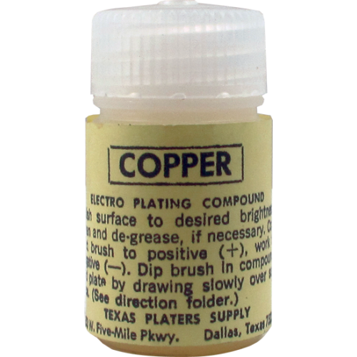 Pictured: Copper