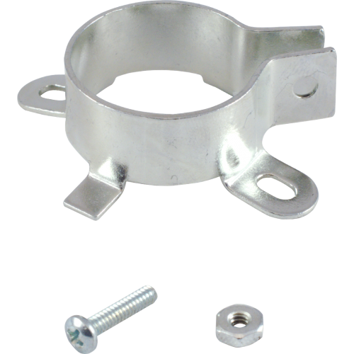 """Capacitor Clamp - 1"""" diameter, for vertical mounting image 1"""