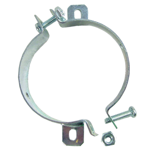 """Capacitor Clamp - 1.5"""" Diameter, for vertical mounting image 1"""