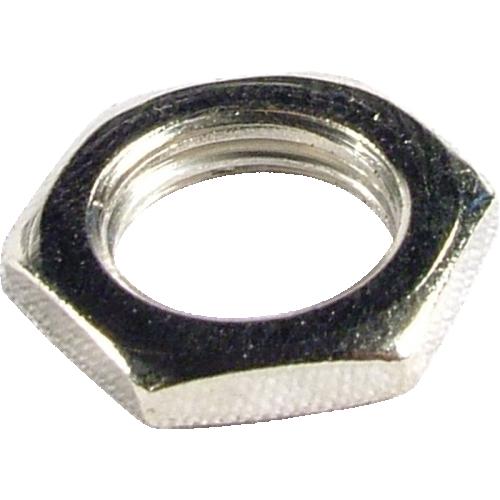 Nut - Fender®, Hex, for Rean Jacks image 1
