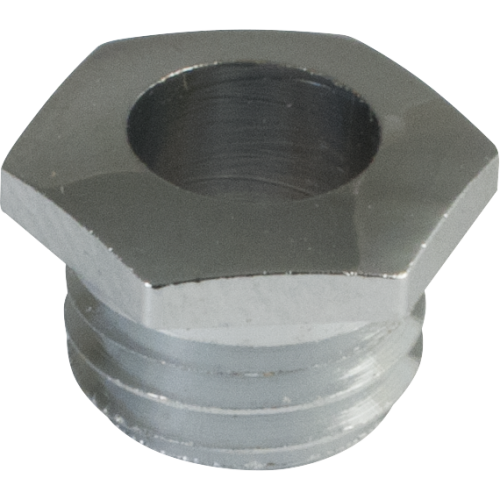 Ferrule - for Cliff UK Jacks, Chrome image 1