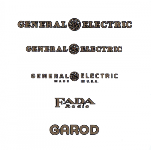 Decal - General Electric image 1