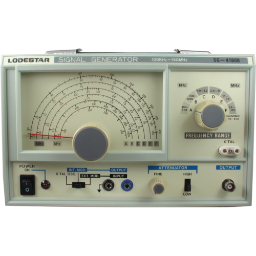 Generator - Lodestar, RF Signal image 1