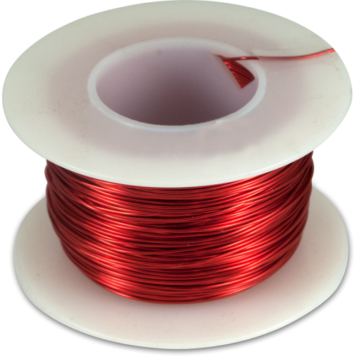 Wire - Magnet, 24 Gauge, 200 foot spool image 1