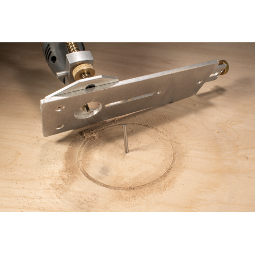 Soundhole Kit - Router Base and Jig image 8