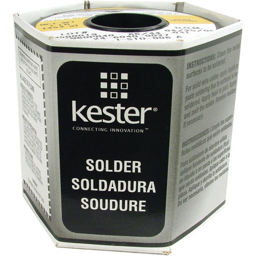 "Solder, .050"" Kester 44 1Lb spool image 1"