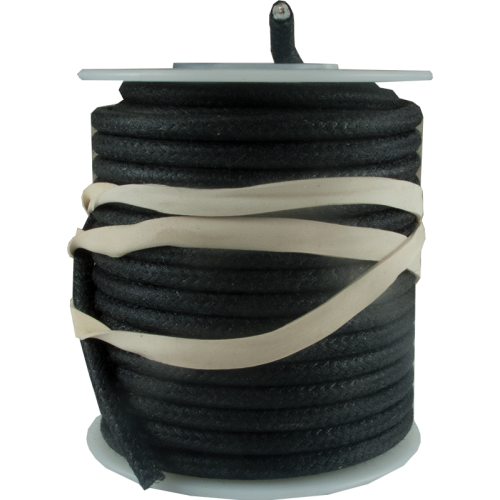 Wire - Hook-Up, Lacquered, 25 Spool, Black, 600 Volt image 1