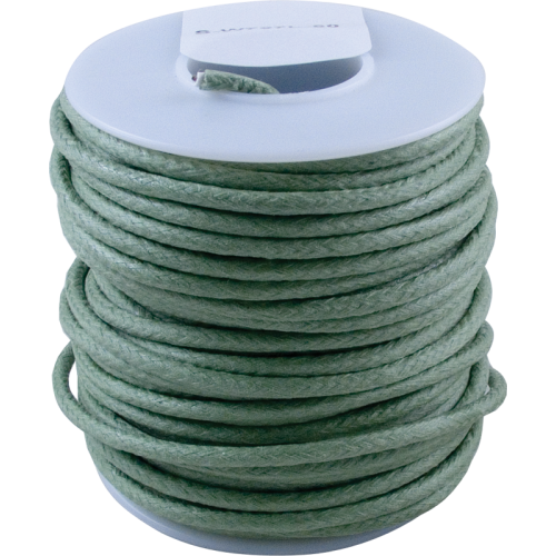 Wire - Hook-Up, Lacquered, 50' Spool, Green image 1